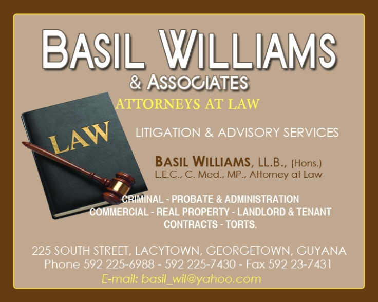 Basil Wiliams & Associates AD