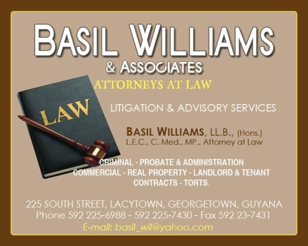 Basil Wiliams & Associates AD