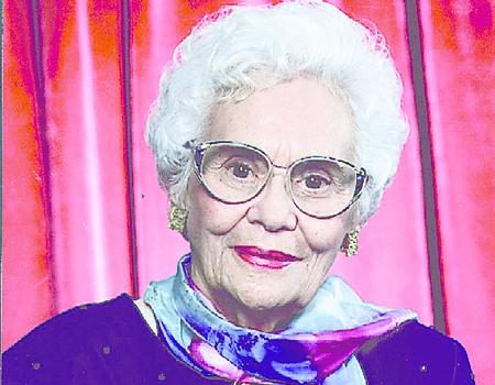 Dame Olga Seale