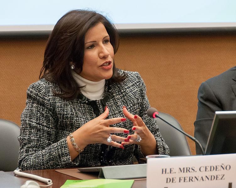 Her_Excellency_Ms._Margarita_Cedeño_de_Fernández,_Vice-President_of_the_Dominican_Republic_(8957848699)