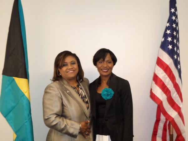 Bahamas Consul General - Washington